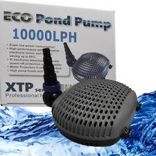 10000L/H Submersible Aquarium Fish Tank Fountain Pond Marine Water Filter Pump