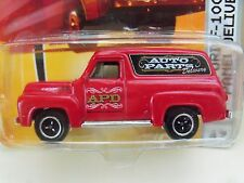 MATCHBOX - CITY ACTION - 1955 FORD F-100 PANEL DELIVERY (AUTO PARTS)  - DIECAST