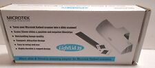 Microtek Lightlid 35, 35mm slide & filmstrip scanning adapter for Scanner