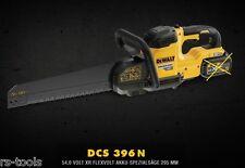 Dewalt dcs396n 54V flexvolt Batteria Specialità segare 295mm VOLPE Sega