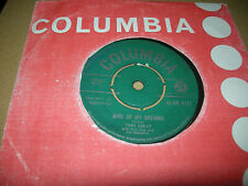 "Tony Brent Girl Of My Dreams UK 45 7"" +Don't Play That Melody columbia  1959 ex"