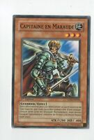 Yu-Gi-Oh - Capitán Merodeadores - 5DS1-FR018 (A5644)