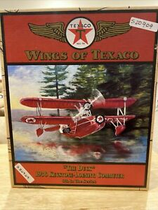"Wings Of Texaco #8 - 1936 Keystone-Loening Commuter ""The Duck"" Die Cast"