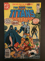 New Teen Titans #2 1980 First Printing DC Comic Book. 1st Appearance Deathstroke
