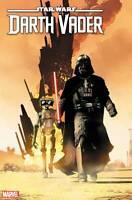 Star Wars Darth Vader #1 Ienco Variant Marvel Comic 2nd Print 2020 Unread NM