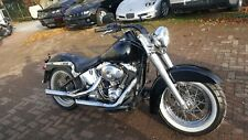 Harley Davidson FLSTC BJ 2006 Softail Classic,Reifen+inspektion neu Top, Umbau