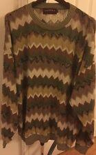 Tundra Canada Mesmerize Design Sweater Size XL