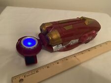 Marvel Avengers Ironman Repulsor Blaster Gauntlet tested and working
