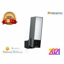 Bticino Telecamera Esterna NETATMO NA-NOC-PRO Intelligente luce presenza WIFI