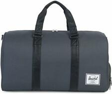 Novel Duffel Bag, Herschel, Shadow/Black