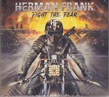 HERMAN FRANK 2019 CD - Fight The Fear (Digipak) Accept/Victory/Masterplan - NEW