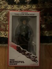 "The Hateful Eight Joe Gage ""The Cow Puncher"" figure Neca 49393"