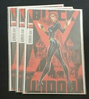 MARVEL COMICS BLACK WIDOW #1 J SCOTT CAMPBELL VARIANT