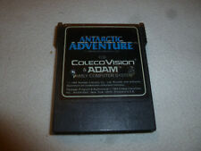 VINTAGE COLECO COLECOVISION & ADAM ANTARCTIC ADVENTURE GAME CARTRIDGE 1984 CART