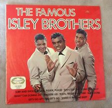 Lp El famoso Isley Brothers 1963