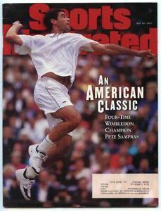 SI: Sports Illustrated July 14, 1997 Pete Sampras, Tennis, GOOD