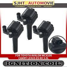 3x Ignition Coil for Toyota Acalon MCX10R Camry MCV36R Lexus ES MCV30/20 V6 3.0L