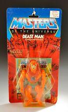 MOTU,1982 VINTAGE,BEAST MAN,Masters of the Universe,MOC,sealed,He-Man