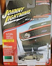 2017 JOHNNY LIGHTNING Special Edition 1969 CHEVY CAMARO ZL1 Version A  1/1800