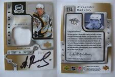 2006-07 UD The CUP #174 Alexander Radulov 25/47 rookie patch auto GOLD RC HOT