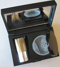Bare Escentuals FLAWLESS FACE CASE with Baby Buki Brush - $32 Retail Value