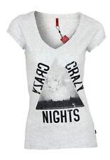 Normalgröße s.Oliver Damenblusen, - tops & -shirts mit V-Ausschnitt