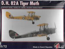 Pavla D.H. 82A Tiger Moth Limited Edition 1/72 Plastic Kit
