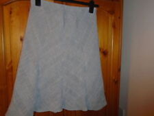 Marks and Spencer Women's Check Knee Length Business Skirts