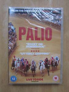 Palio   NEW & SEALED [2015 DVD] Italian Horse Racing Documentary   Region 2 UK