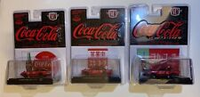 M2 Machines 1:64 Coca-Cola Auto-Japan Release 1JPN01M Set of 3 GT-R Z432 DATSUN