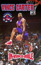 Vince Carter Dunk Basketball Star Boy Room Art Wall Cloth Poster Print501