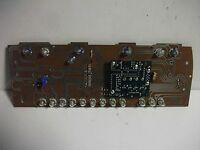FORD EB2 ED FAIRMONT XR6 XR8 INSTRUMENT CLUSTER CIRCUIT BOARD COMPLETE,EXC COND