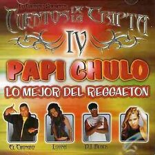 FREE US SHIP. on ANY 3+ CDs! ~Used,Good CD Chombo: Cuentos De Cripta 4: Lo Mejor