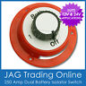 12V~24V 250A DUAL BATTERY ISOLATOR SELECTOR KILL SWITCH - BOAT/CARAVAN/4X4/TRUCK