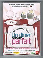 LE MEILLEUR DE UN DÎNER PRESQUE PARFAIT - DVD NEUF NEW NEU