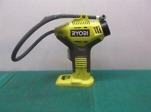 Ryobi p737 18V Inflator Air Compressor Portable Tire Pump TOOL ONLY 12d0228293