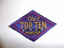 b6499 US Navy Vietnam USS Ranger CVW 2 Top Ten IR26C