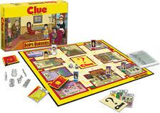 Clue: Bob's Burgers [New ] Board Game
