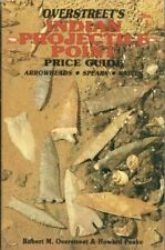 Overstreet's Indian Projectile Point Price Guide - NO. 1 - Hardback Book