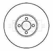 2x ATE Bremsscheiben vorne Voll 245mm für FORD CAPRI 24.0113-0118.1