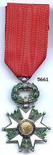 5661 - DECORATION . CHEVALIER DE LA LEGION D'HONNEUR