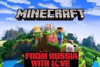 Minecraft Java Edition + Premium Account + Skin change