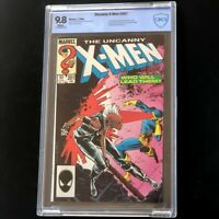 Uncanny X-Men #201 | CBCS Graded | * READ DESCRIPTION * Marvel Comic 1986