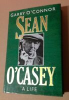 Sean O'Casey A Life Garry O'Connor 1st Edition 1988 Hardback VERY GOOD
