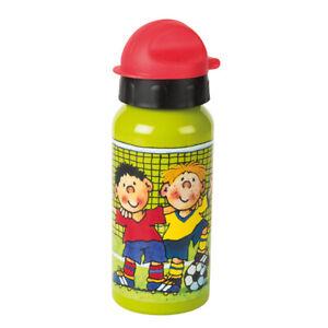 Lutz Mauder Trinkflasche Fußballer Fritz Flanke | Kinderflasche für KiGa Schule