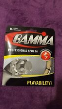 Gamma Live Wire® Professional Spin Tennis String 15808S