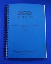 Werkstatthandbuch Ford Model T 1909-27 (9000301, 06/01)