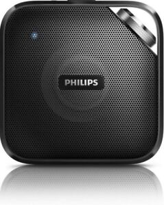 New Philips BT2500B/37 Compact Wireless Portable Bluetooth Speaker (Non Nfc )