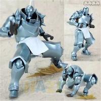Hot Anime Fullmetal Alchemist Alphonse Elric 16cm PVC Movable Figure Model Toy