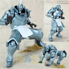 "Famous Anime Fullmetal Alchemist Alphonse Elric 6"" PVC Movable Figure Model Toys"